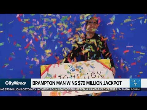 Brampton Credit Risk Manager Wins $70M Lotto Jackpot