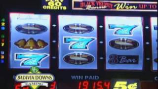 Batavia Downs Casino Reel Machines