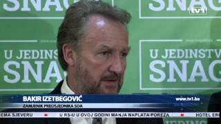 SDA i HDZ BIH Snažno partnerstvo  na svim nivoima vlasti u BiH