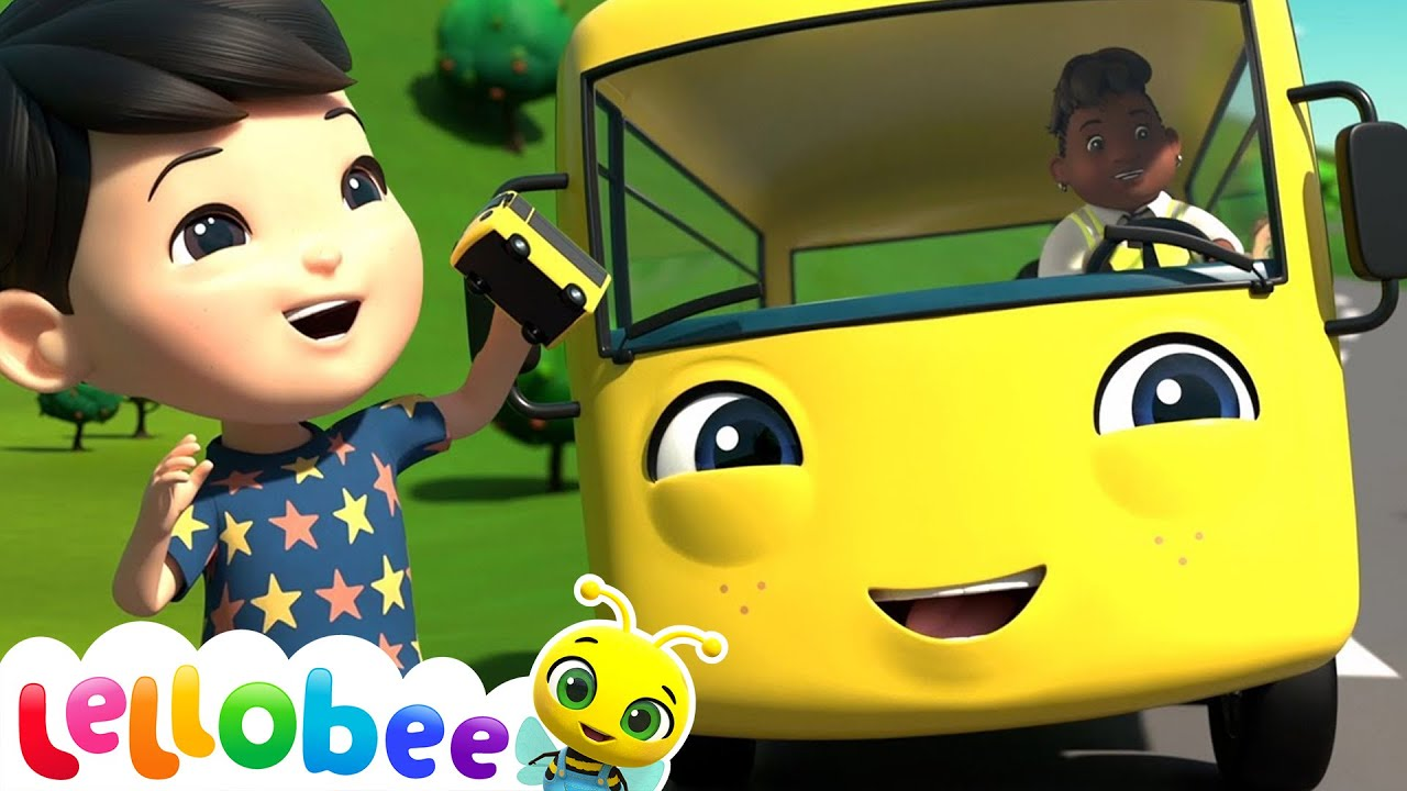 Wheels On The Bus! | Little Baby Bum: Baby Cartoons & Kids Videos | Learn ABCs & 123s