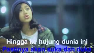Hanie Suraya - Hujung Dunia (official) Karaoke HD