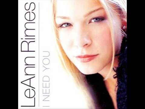 LeAnn Rimes: I Need You Almighty Radio Edit