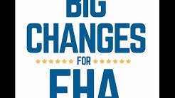 FHA has changed the appraisal rules. What you need to know!
