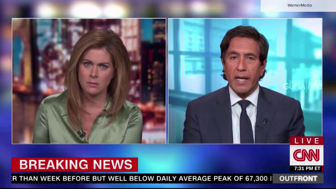 CNN breaking news: Death of Ruth Bader Ginsburg