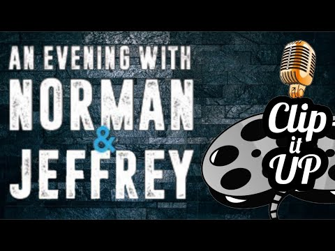 Norman Reedus doing Negan & Jeffrey Dean Morgan doing Daryl Dixon