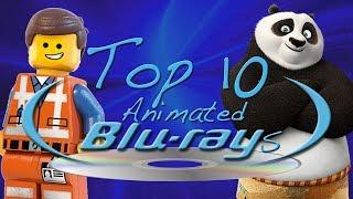 Top 10 BEST Blu-rays (Non-Disney Animation)