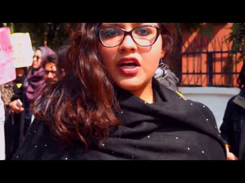 One Billion Rising Campaign Aligarh - With Ayesha Najeeb