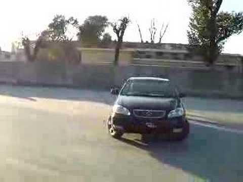car drag by alo