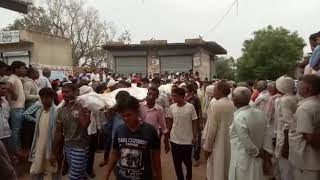 राजस्थान बानसूर के रतनपुरा गांव में एक ही परिवार के 8 लोगों की मौत...