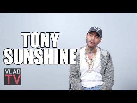 Tony Sunshine Talks Beef with Joell Ortiz, Apologizing and Being His Big Fan