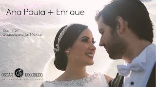 Highlights Ana Paula + Enrique
