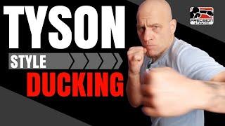 Tyson Style Ducking | Peekabo style