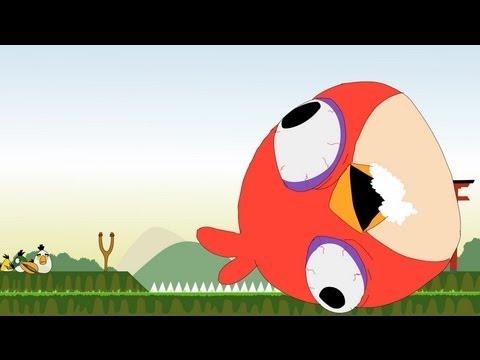 Angry Birds vs Pikachu (Who wins?)