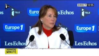 Manuel Valls répond à Ségolène Royal sur le 49-3 :