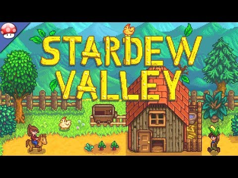 Stardew Valley Xbox One X gameplay