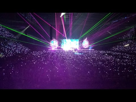 Coldplay Live @ Amsterdam Arena - A Head Full Of Dreams Tour 24-6-2016