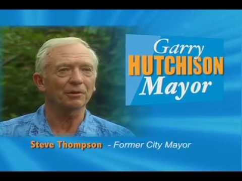 Garry Hutchison for North Star Borough Mayor