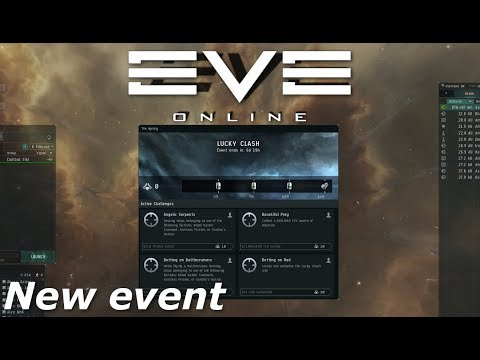 EVE Online - Lucky clash event first look