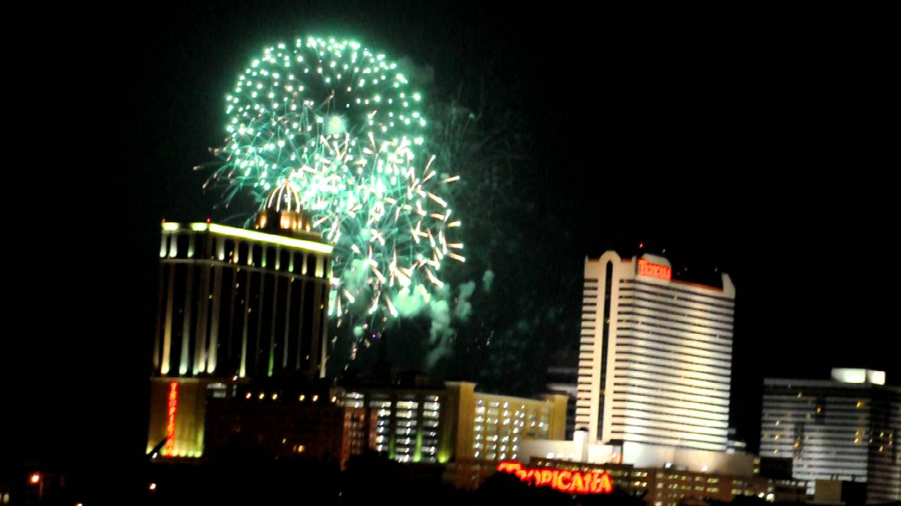 The unforgettable 4th of july in atlantic city