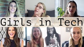 Entering the Tech Industry ✨ Girls in Tech Part 1 | Coding Blonde