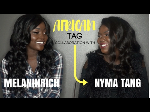 AFRICAN TAG | Collaboration ft NYMA TANG