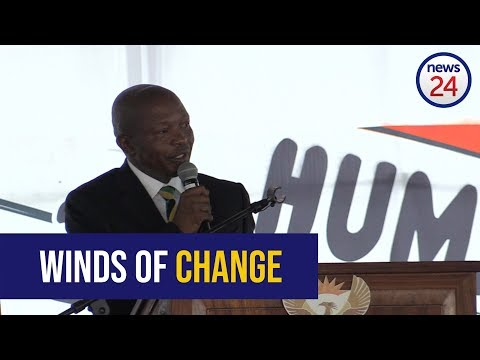 WATCH: SA in desperate need of renewal - Mabuza