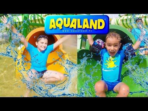 Vlog parc aquatique 100 fun piscines for Swan et neo piscine