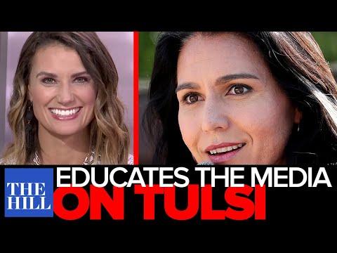 Krystal Ball: Educates the media on Tulsi Gabbard