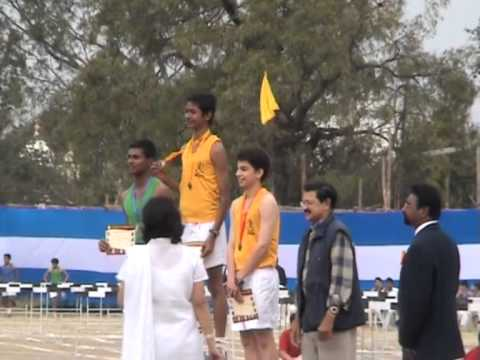 The Bishop's School, Camp, Pune 142nd Inter House Athletic Meet Final 2005-2006