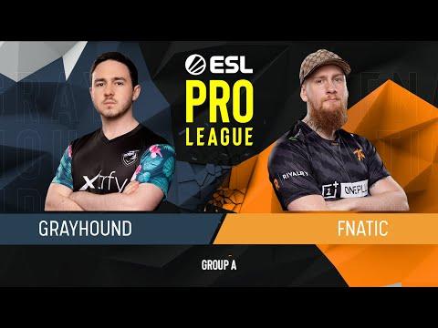 Grayhound Gaming vs fnatic vod
