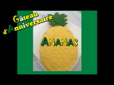 ♡-gateau-d'anniversaire-a-l'ananas-|-molly-cake-nature-ultra-moelleux-♡