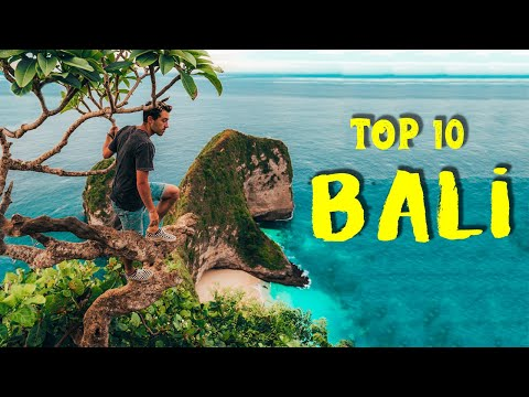Top 10 INCREDIBLE Places in BALI
