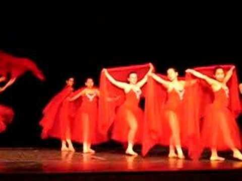 Grand Canyon Ballet 2007 Helen