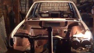BMW E30 Восстановление.  Начало проекта.
