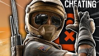 I am the problem in Rainbow Six Siege...