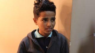 اخر النهار - لقاء مع الطفل عبد الرحمن (الراقص مع الكلاب)  .. قصة إنسانية هزت مصر