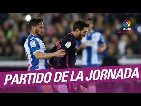 Partido de la Jornada: FC Barcelona vs RCD Espanyol