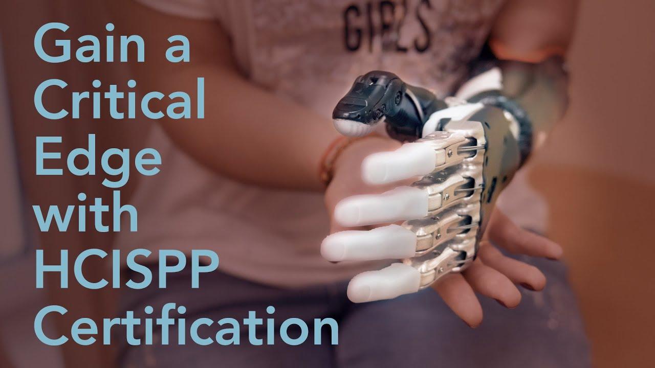 Healthcare Security Certification Hcispp Healthcare