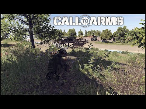 DELTA FORCE - WOODLAND WARFARE   Call To Arms FPS Gameplay