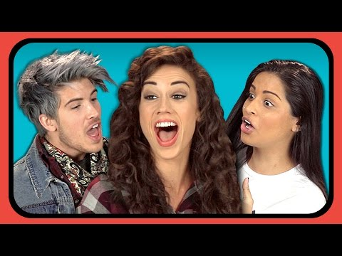 Thumbnail: YouTubers React to YouTube Rewind 2015