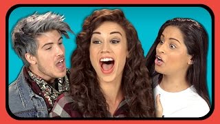 YouTubers React to YouTube Rewind 2015 thumbnail