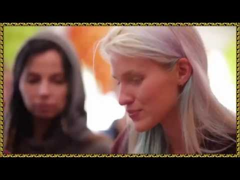 POLANDS WOODSTOCK FESTIVAL AND KRSNAS VILLAGE OF PEACE 2015 HD