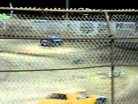 Sheriff Steve Whidden stock car race