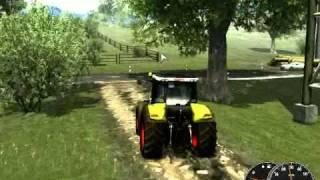 Agrar simulator 2011 gameplay!