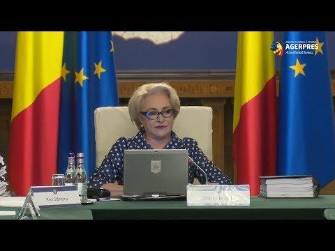 Dăncilă: În Conturile României Au Intrat 288,02 Milioane De Euro