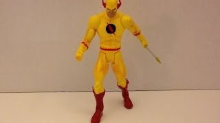 DCUC Reverse Flash Action Figure Review