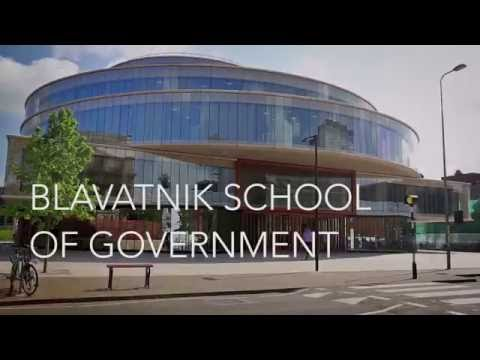 A Graduate Introduction to the Blavatnik School of Government