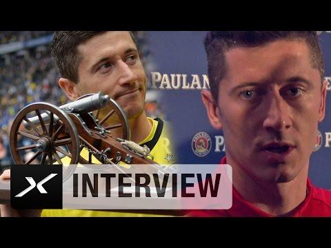 Robert Lewandowski: Torrekord über Torjägerkanone | FC Bayern München