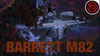 Airsoft Barrett M82 and SR-25 Ghillie Hill Sniper | OP Narcos