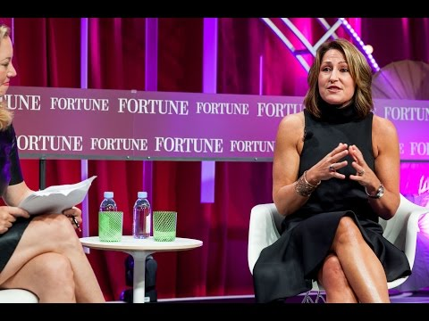 Mylan NV CEO Heather Bresch at Fortune's Most Powerful Women